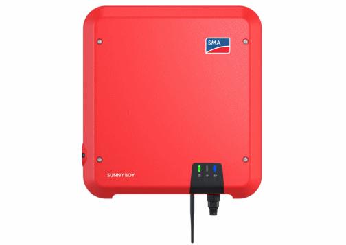 Darwin - SMA Solar Inverter