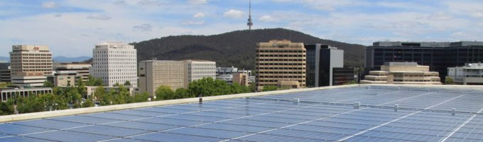 Dexus Property Group commercial solar