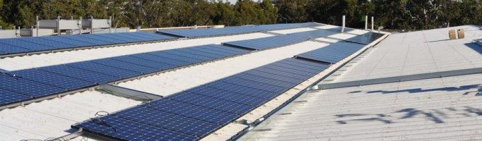 Commercial solar energy - JJ