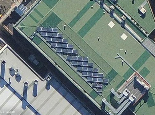 Energy Matters' solar rooftop