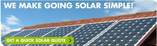 Get a Solar panels quote after reading our solar power faq