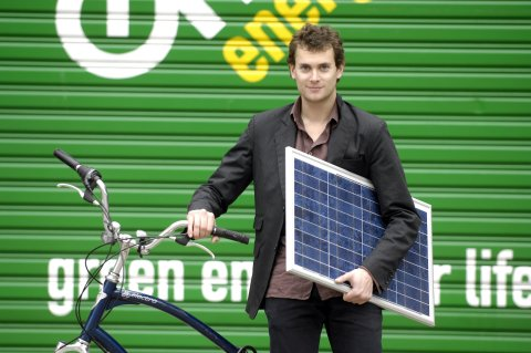 Solar philosophy: Jeremy Rich - founder and former Energy Matters Managing Director