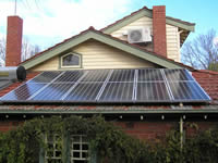 Beach House Solar Power