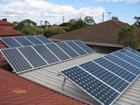 Residential Home Solar System