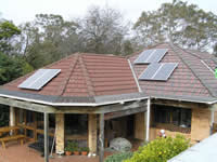Solar Power Home