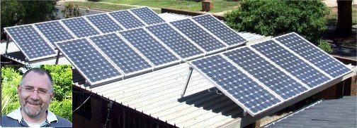 Gavin Webber Solar Power System
