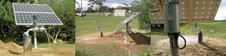 Solar Water Pumps and pumping