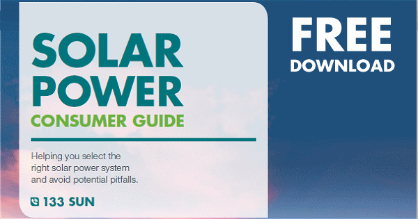 Solar and battery consumer guide