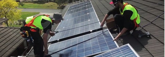 Why go solar? Reasons solar power is the way to go now and have panels such as these on your roof