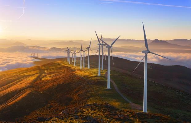 FAQ: Wind turbines harness natural, renewable energy.