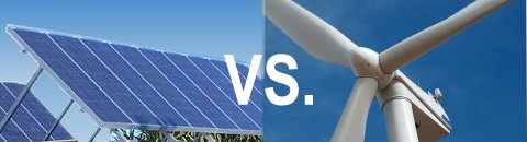 Solar Vs Wind Power Which Is Best Energy Matters
