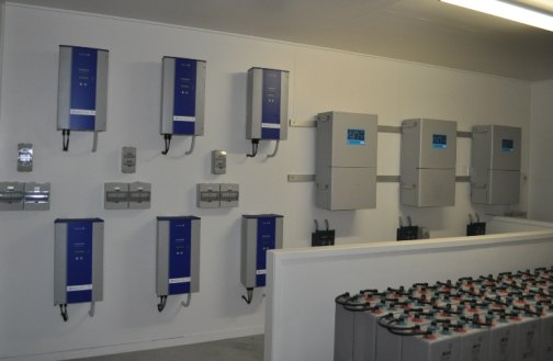30kw Queensland Residential Hybrid Solar Power System