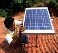 Bangladesh solar program