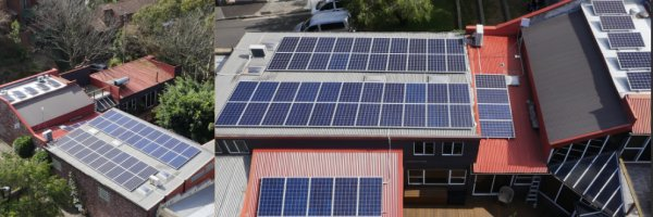 Polyglot Group Solar Installation
