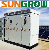 Sungrow solar inverters