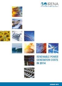 IRENA Renewable Power Generation Costs