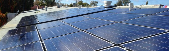 Solar energy - Bupa