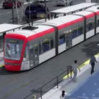 Canberra electric light rail