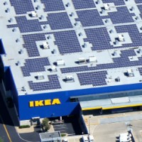 IKEA - Wind and solar power