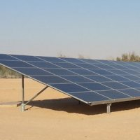 Ketura Solar farm