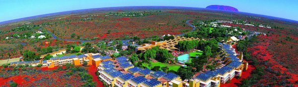 Ayers Rock Resort Goes Solar Energy Matters