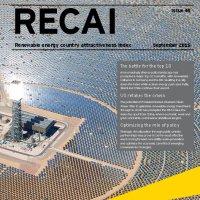 Australia - renewable energy rankings