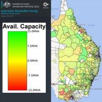 Australia - Electricity network capacity