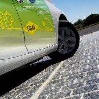 Wattway solar road - Colas