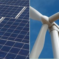 Wind and Solar Power in Scotland