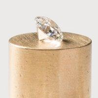 Diamonds made with solar power