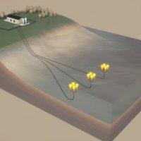 Hydrostor underwater energy storage