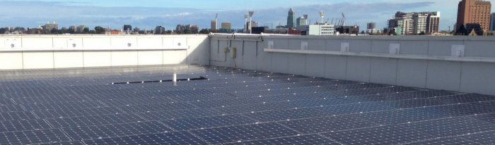 Investec Solar Power System Project