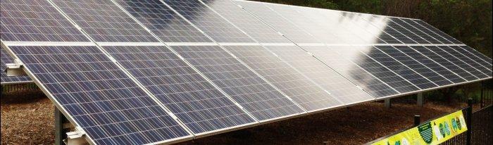 Victoria Zoos solar power