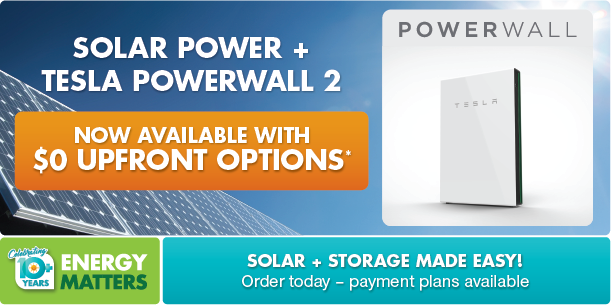 Solar Batteries For Home >> Buy Tesla Powerwall 2 Batteries For Solar Power Systems