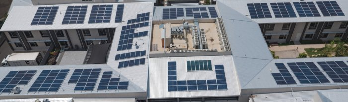 Solar Power System - Bupa Sutherland