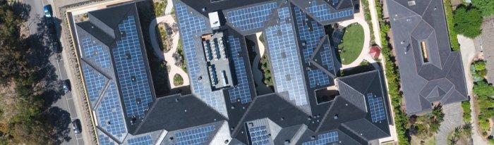 Bupa Templestowe Solar Installation