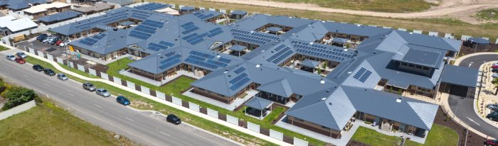 Solar Installation - Bupa Traralgon