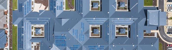Solar panels - Bupa Traralgon