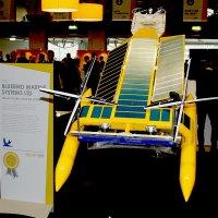 Wind and solar powered SeaVax