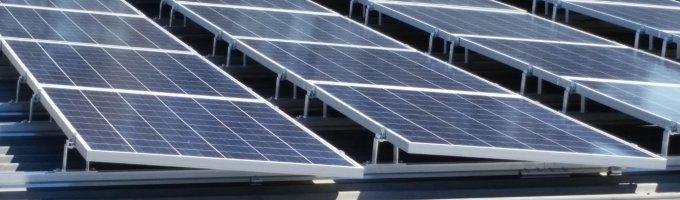 Otta project - solar panels
