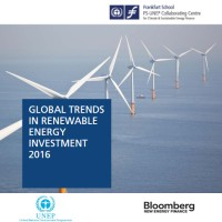 Renewable energy trends