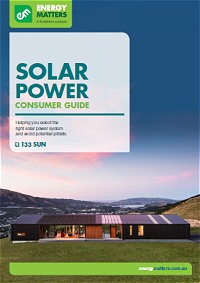 Solar consumer guide buying solar power systems choosing installers solar consumer guide sciox Image collections