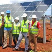 Solar power in Swaziland