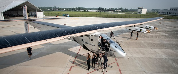 Solar Impulse 2 Completes Pacific Ocean Crossing Energy