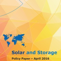EU solar and storage policy