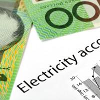 Business electricity use - Australia