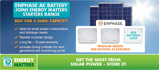 Enphase AC Battery Special Price