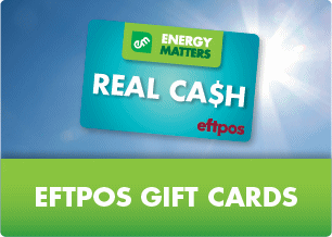 Energy Matters Gift Card
