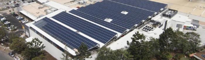 The Pines, Elanora, Queensland - Solar Car Park