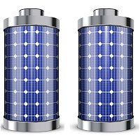 Solar and battery storage in New York City